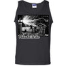 Tesla Coil Two Tone Asst Colors Tank Top