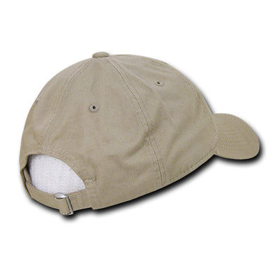 Avocado Dad Hat in Khaki by Cuglog