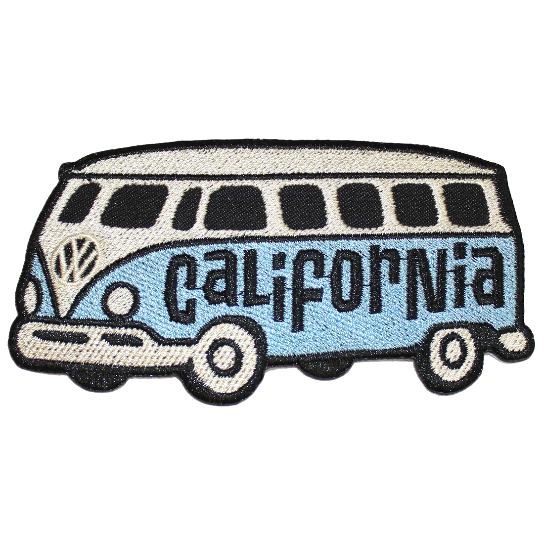 California Bus Patch