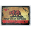 California Republic Distressed Design Playing Cards