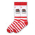California Republic Striped Socks - Women's