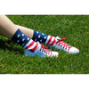 USA Flag Women's Socks