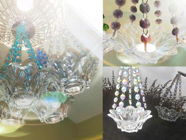 Chandelier Inspired Creations, Kits & Lights