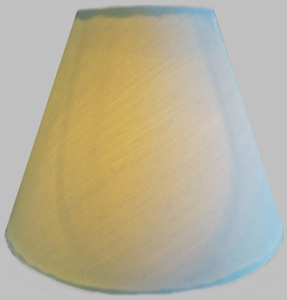 "Duck Egg Blue Clip On Candle Lampshade 5.5"" Chandelier Pendant Light Shade Retro 1"