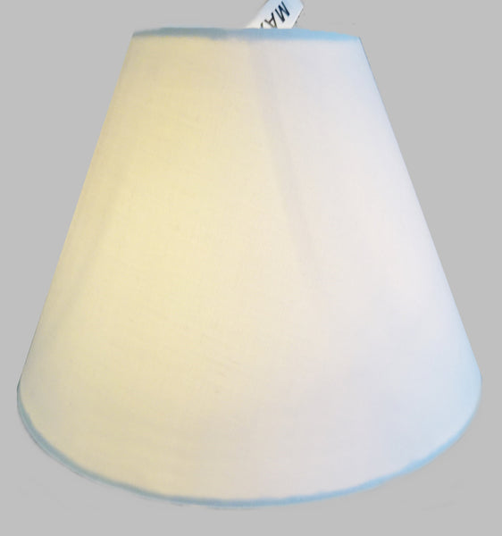 "White Clip On Candle Lampshade 5.5"" Chandelier Pendant Light Shade Retro Contemporary 1"