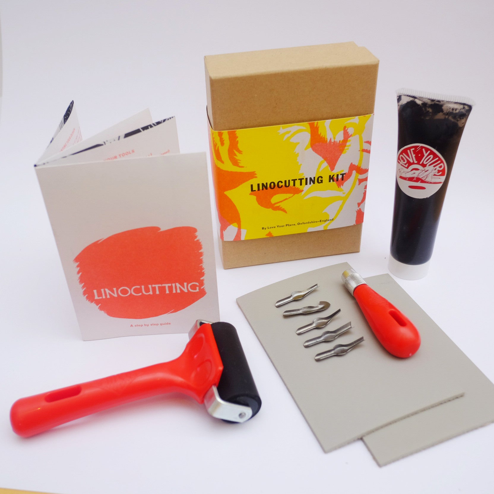 LINO CUTTING KIT