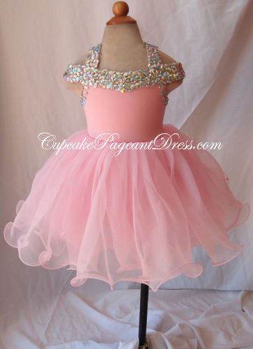 Baby Cupcake Pageant Dress