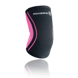 REHBAND RX ELBOW SUPPORT PINK/BLACK