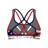 Warrior Sports Bra (Undefeated Edition)
