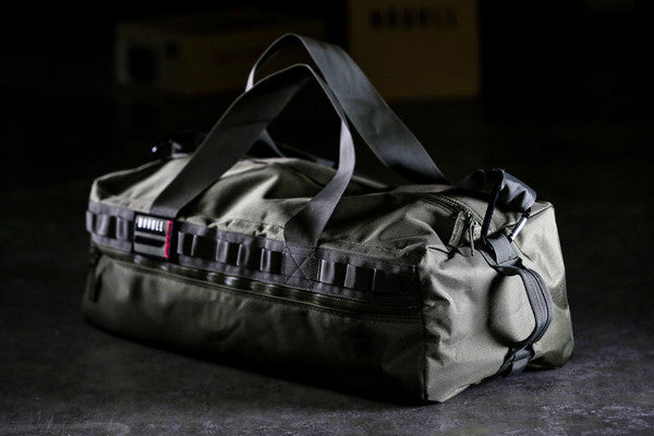 Traditional Duffle (Army Green)