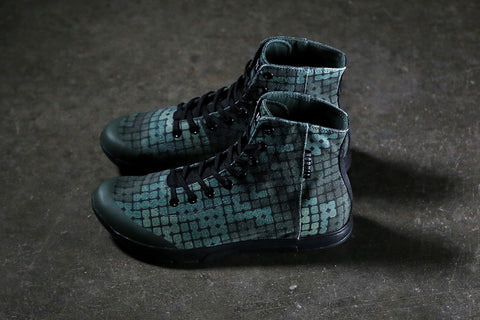 ENCE HIGH-TOP BASIC TRAINER (MEN'S)