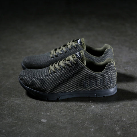 Army Grey Trainer (Mens)