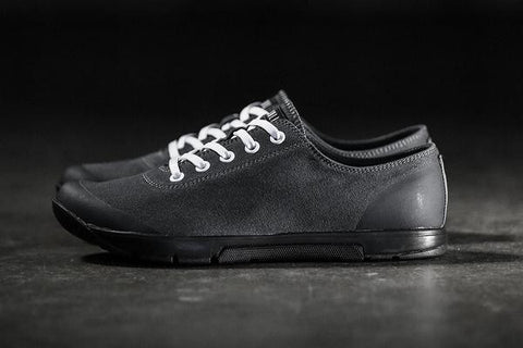Black Grey Basic Trainer (Men's)