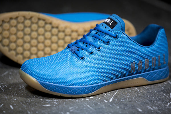 Electric Blue Trainer (Womens)