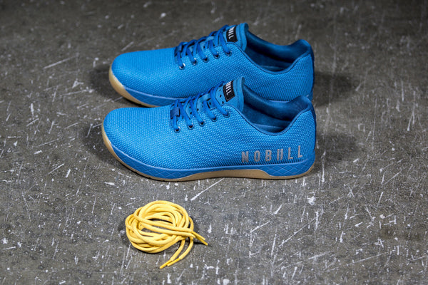 Electric Blue Trainer (Mens)