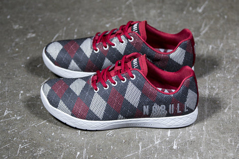 Argyle Trainer (Mens)