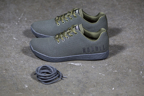 Army Grey Trainer (Men's)