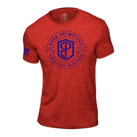 American Original T-Shirt (Red)