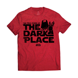 The Dark Place (Galactic Red) - Tee