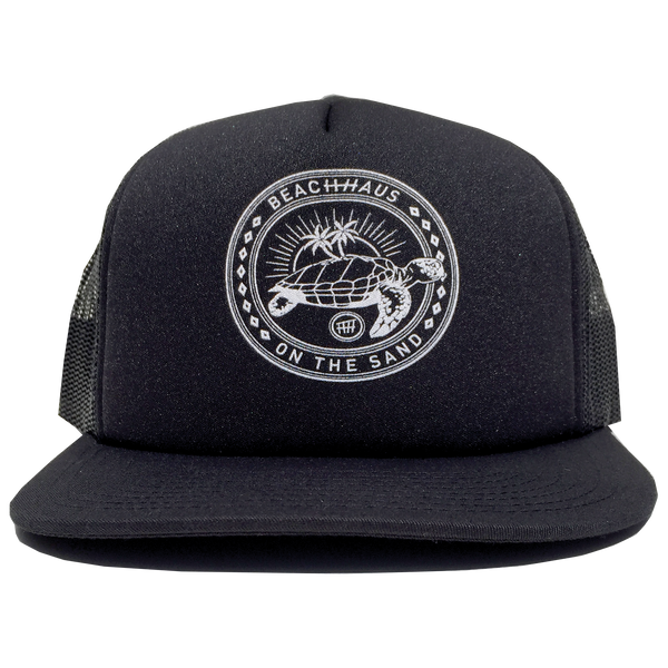 Michelangelo Black Trucker Hat