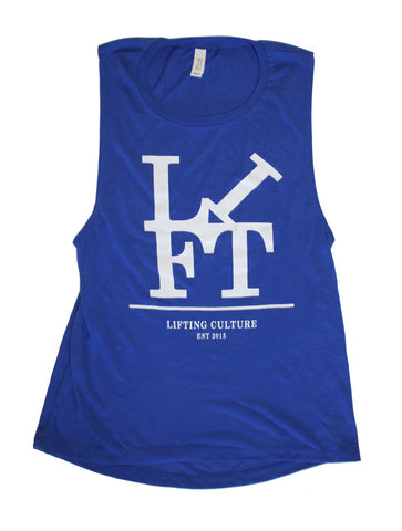 Women's Muscle Tank (5 Color Options)