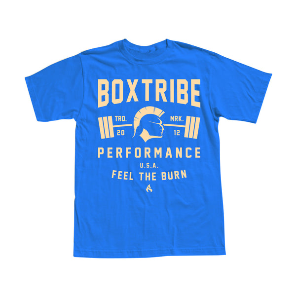 BOXTRIBE & BARBELLS - Men's Tee