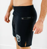 American Defender Shorts 2.0 (Black)