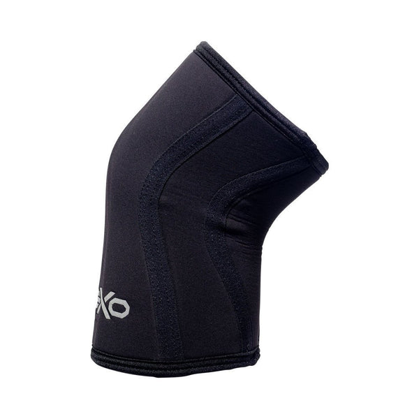 BLACK - 5MM KNEE SLEEVES
