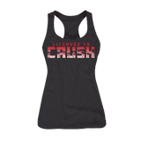 Licensed to Crush Racerback Tank
