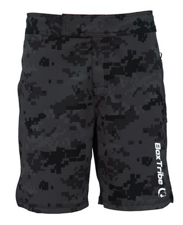 Mens Digital Camo Shorts