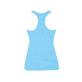 WORDMARK - Ice Blue Women's Racerback Tank