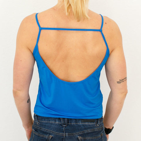 The Half Moon Bamboo Tank (2 Color Options)