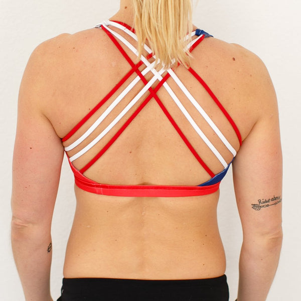 Vitality Sports Bra (TEXAS) - Pre-Order For Late October Delivery