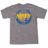 Fenrir's Mayhem Official Men's Tee (Heather Grey)