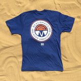 Good Vibrations Royal Blue Crew