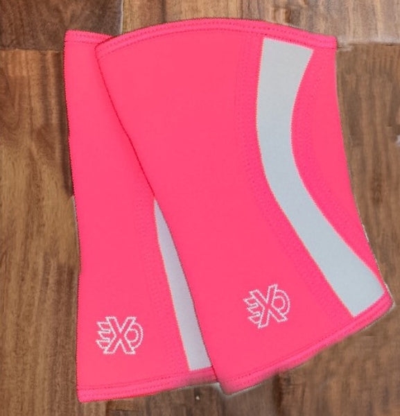 PINK FLAMINGO - 5mm Knee Sleeves