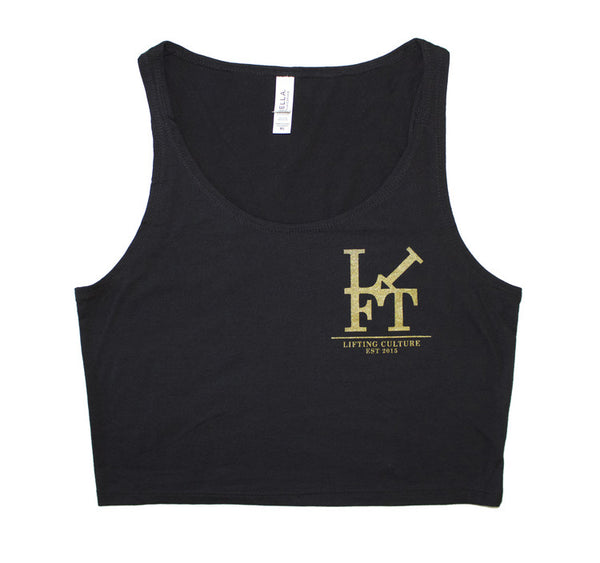 Women's Fitted Crop