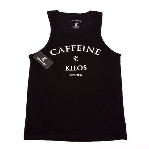 New School Men's Tank - Black