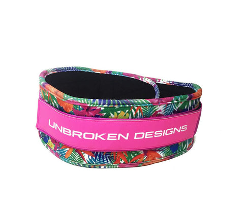PARADISE PINK WEIGHT BELT