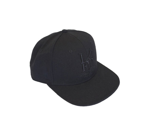 Murdered Out Snapback