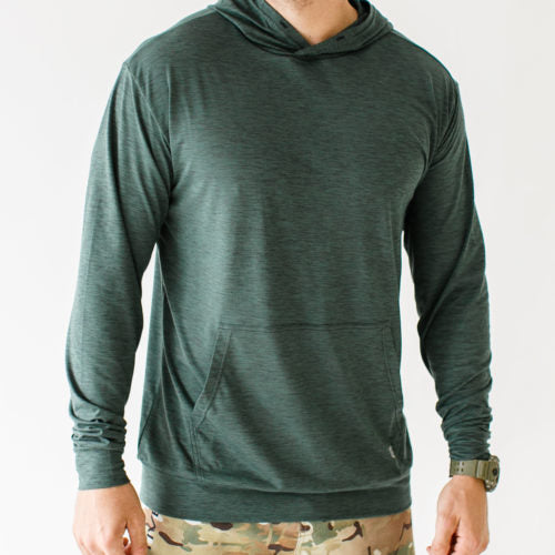 The Athleisure Hoodie (Evergreen)