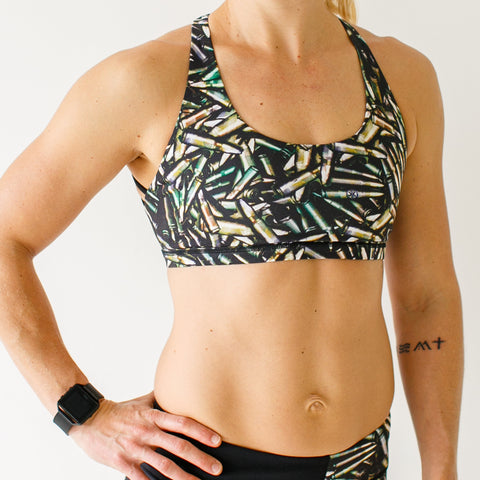 AMRAP Collection - Vitality Sports Bra