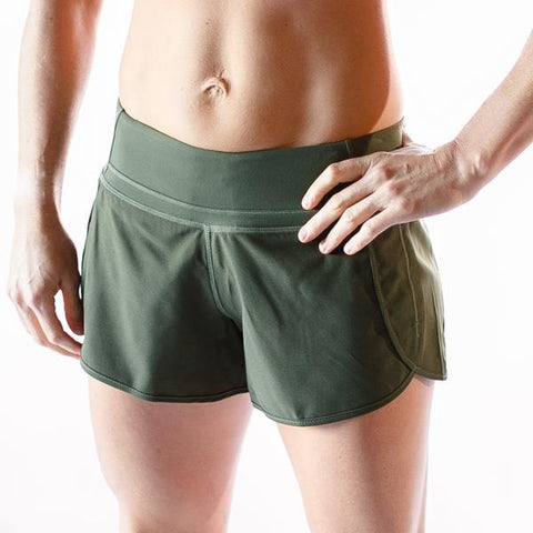 Free Flow Shorts (2 Solid Color Options)