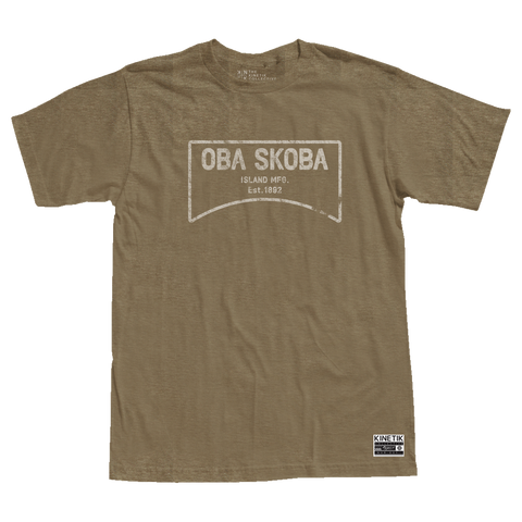 Over The Top Tee (OD Green) - Men's
