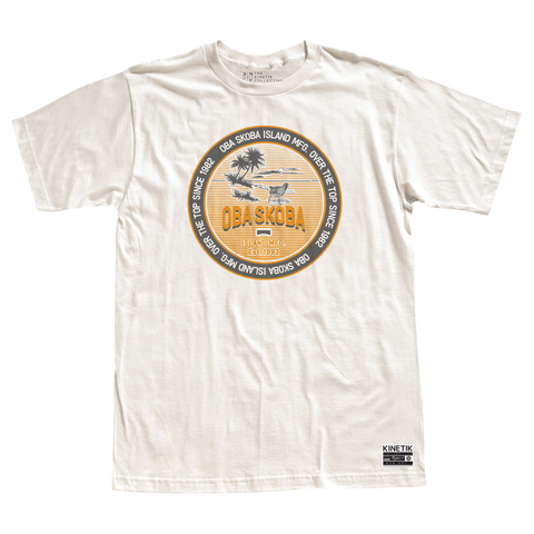 Emblem of the Isle (Heather White) - Men's