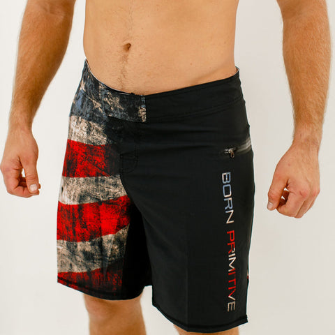 American Defender Shorts 2.0 (Patriot Edition)