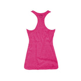 PATCHWORK - Vintage Red Women's Racerback Tank