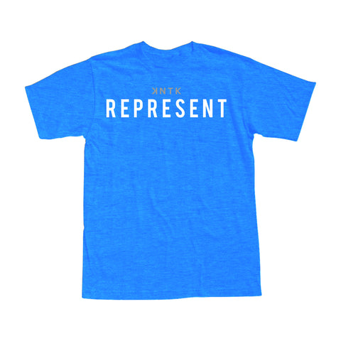 THE REPRESENT TEE - (2 Color Options)