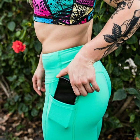Rise and Grind Capris (5 Color Options)