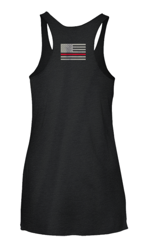 Brand Tank (Thin Red Line Edition)
